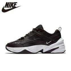 Nike M2K TEKNO Новое поступление Женские беговые кроссовки уличные дышащие противоскользящие кроссовки # AO3108