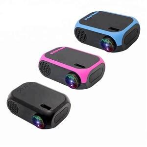 Mini Projector Pocket Smartphone Pico Small Micro Outdoor Portable Cheap Home LCD LED
