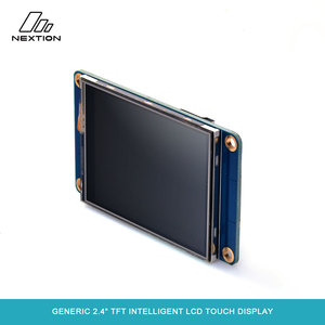 Image 3 - Nextion NX3224T024   2.4 Full color HMI Intelligent LCD Resistive Touch Display Module Easy To Operate For Basic Programmers