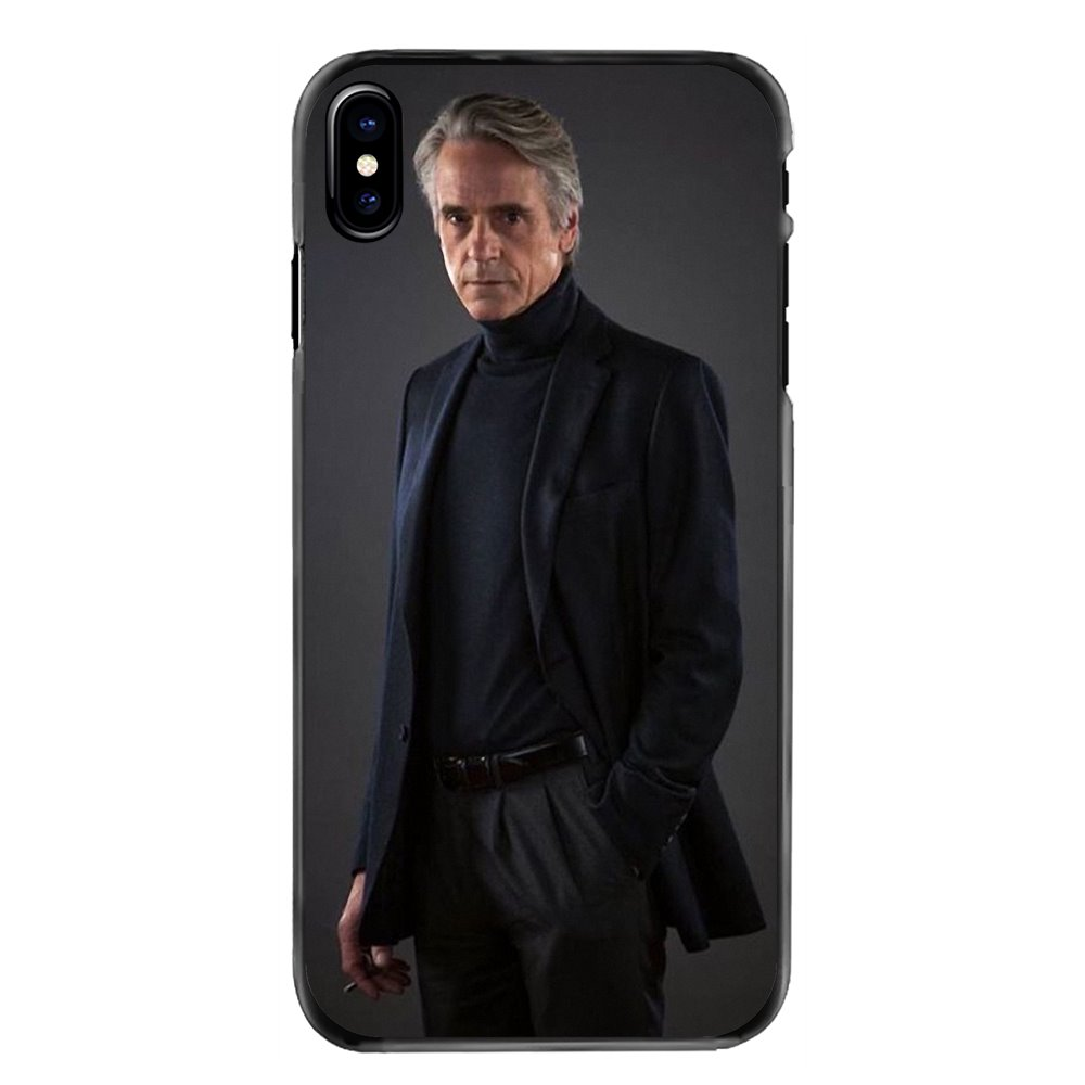 For Huawei P8 P9 P10 Lite Plus 2017 2016 Honor 5C 6 4X 5X Mate 8 7 9 Jeremy Irons Best Actor 1990 Accessories Phone Cases Cover image