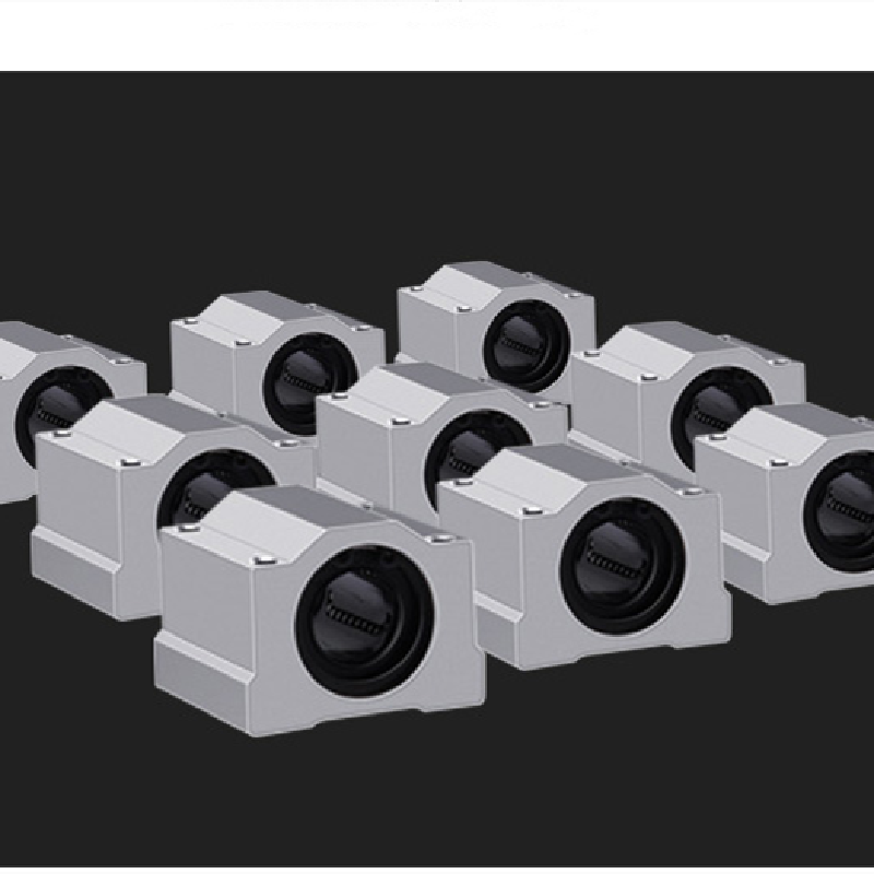 1pc SCS 6/8/10/12/13/16/20/25/30 UU Linear motion ball slide units Linear Ball Bearing Block CNC Router 3D printer parts