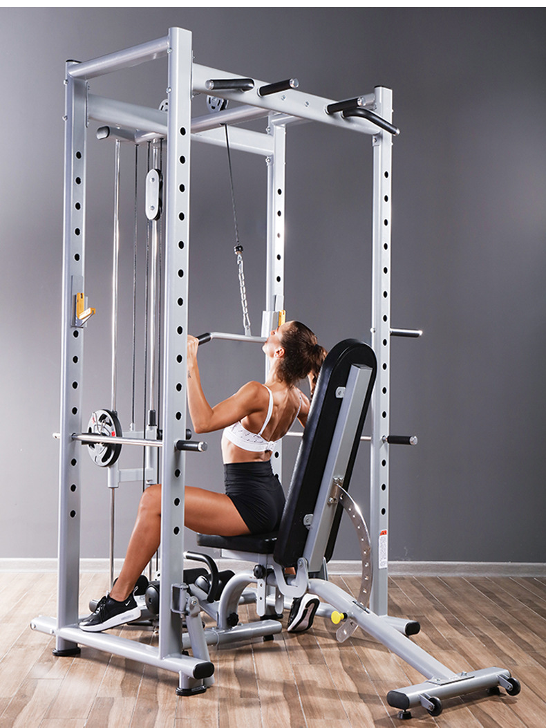 Cheap Equipamentos de ginástica integrados