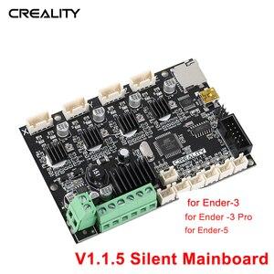 Image 1 - Creality 3D Base Control Board Mother Board V1.1.5 Silent Mainboard for Ender 3 / Ender 3 Pro / Ender 5 DIY 3D Printer Kit