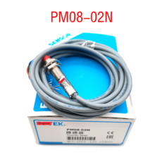 Sensor No-Proximity-Switch Warranty 5PCS for One-Year PM08-02N Sn-2mm NPN High-Quality