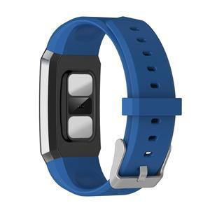 Image 2 - T3 akıllı bilezik termometre vücut sıcaklığı ölçüm kalp hızı akıllı bant izle su geçirmez spor izci