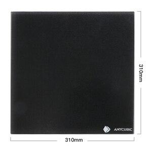 Image 3 - ANYCUBIC Ultrabase для 3D платформа для печати с подогревом кровать сборная поверхность стеклянная пластина для MK2 MK3 Горячая