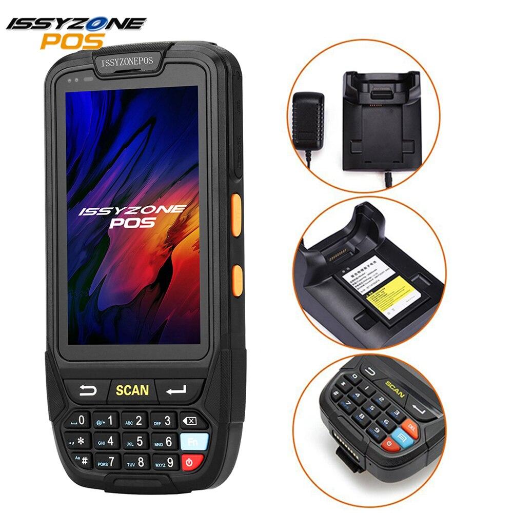4g Mobile 1d 2d Qr Barcode Reader