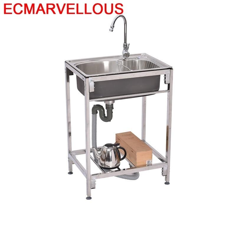 Cucina Evier Para Lavello Keuken Gootsteen Faucet Portatil Spoelbak Lavabo Cuba Pia Cozinha Fregadero De Cocina Kitchen Sink