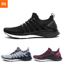 New Arrived Xiaomi Mijia Sneakers 3 Mens Outdoor Sports Uni moulding 3D Fishbone Lock System Knitting Upper Men Running Shoes