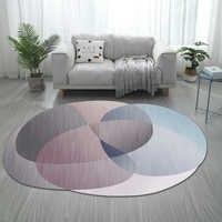 Nordic Unregelmäßige Geometrische Teppich Hause Wohnzimmer Bad Teppiche Kreative Schlafzimmer Nacht Decke Teppich Studie Yoga Teppich Matte