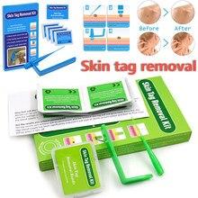 Removedor da verruga da etiqueta da pele da ferramenta da verruga do toupeira dos cuidados com a cara