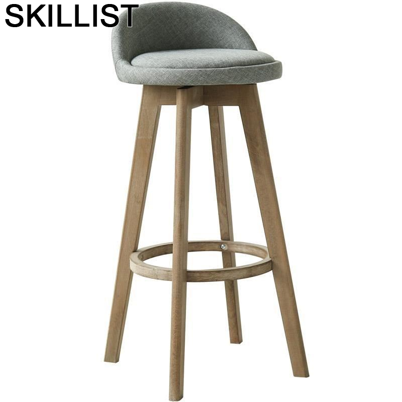 Silla Sgabello Sedie Barstool Taburete La Barra Stoelen Comptoir Fauteuil Stool Modern Cadeira Tabouret De Moderne Bar Chair