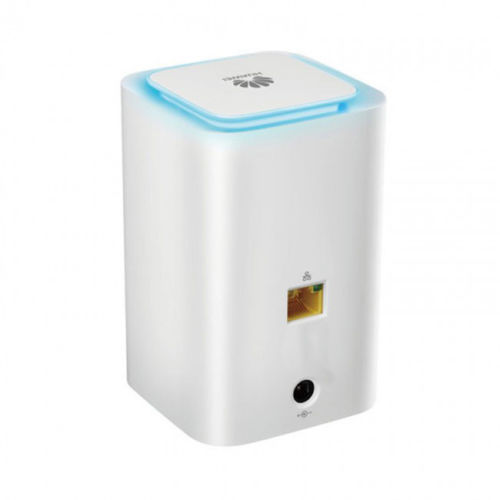 Used  Huawei E5180 - LTE Cube - Huawei E5180As-22 CPE LTE Router 150 Mbit/s LAN 4G WiFi Hotspot Router Home Wireless Router