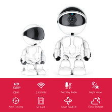 все цены на Wireless Security Camera 1080p WiFi IP Camera for Home Security Camera Pan/Tilt/Zoom Baby Monitor Pet Camera with Two-Way Audio
