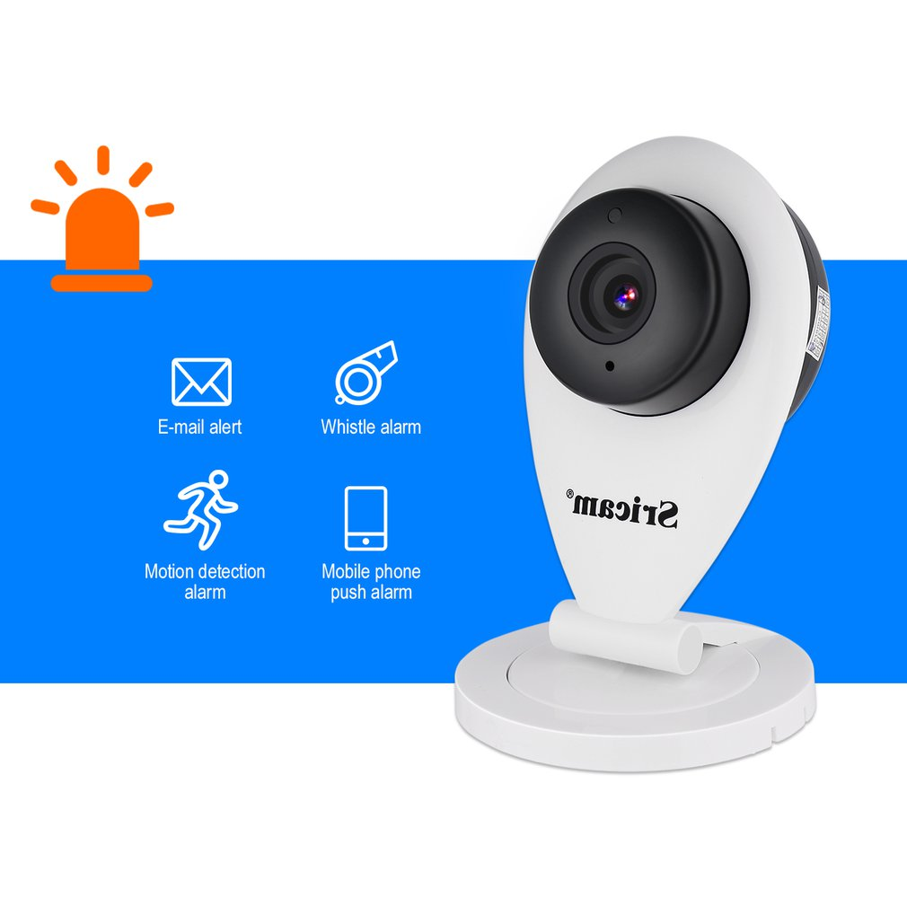 Sricam 1080P Home Security IP Camera Audio Wireless Mini Camera Night Vision WiFi Camera Baby Monitor