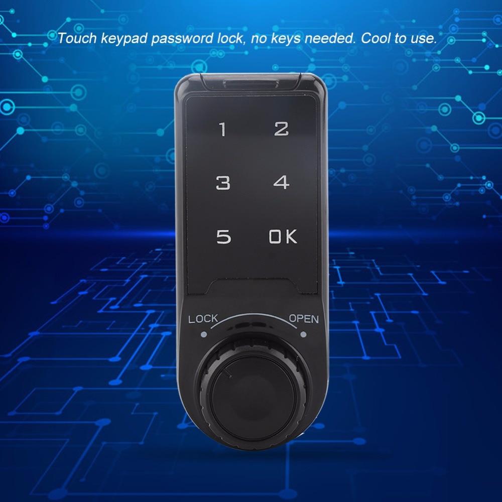Card Key Lock
