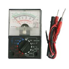 купить MF-110A Pointer Type Digital Multimeter Electric Physics Experiment Junior High School Physics Teaching Test Equipment