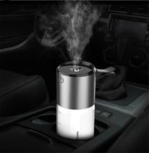 BC35B Mini Double Usb Air Spray Aromatherapy Car Air Purifier  Mini Diffusers Car Air Purifier Portable Auto Air Freshener 5 стоимость