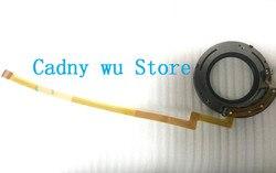 Original Lens Aperture Group Flex Cable For Canon EF 100-400 mm 100-400mm f/4.5-5.6L IS US MRepair Part