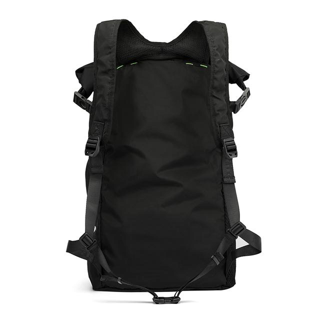 Yinjue foldable backpack large capacity travel outdoor bag super light carrying ergonomics labor-saving waterproof Backpack