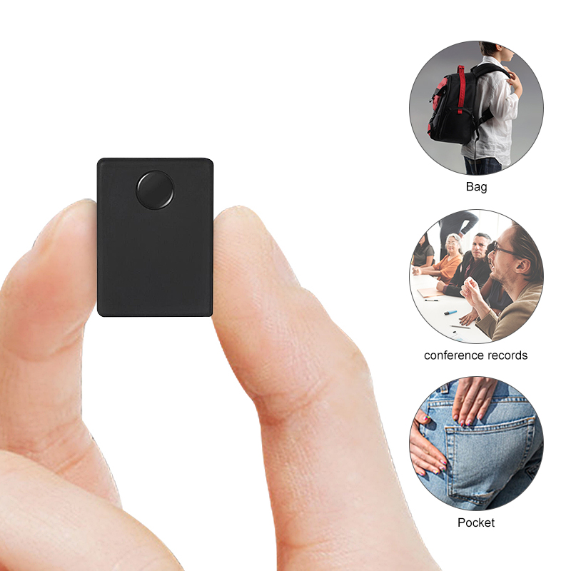 Audio Monitor Mini N9 GSM Device Spy Listening Surveillance Personal Device Acoustic Alarm Built In Two Mic