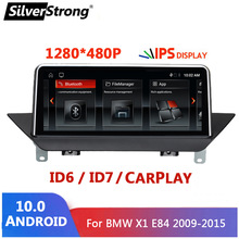 Multimedia-Player Idrive E84 Android Autoradio-System Gps Navigation X1 64G BMW for SWC