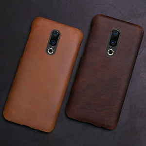 Genuine Leather Phone Case For