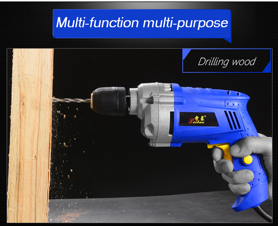 Electric drill 9