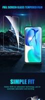 HD Gehärtetem Glas Für Xiaomi Mi 9 10 A3 A2 Lite Schutz Glas Xiaomi Mi 9 SE 9T Pro a1 F1 F2 Pro X3 NFC Screen Protector Film
