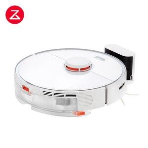 Image 5 - Roborock s5max ロボット掃除機グローバルスマート計画ルート app 制御ワイヤレス/コードレス家庭用自動スイープとモップ