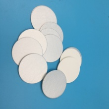 500 Stuks Gratis Verzending Plastic Glazen Fles Gebruik Inductie Aluminium Afdichting Door Warmte Pakking Cosmetische Accessoires