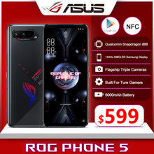Original asus rog 5 5g gaming telefone 6.78