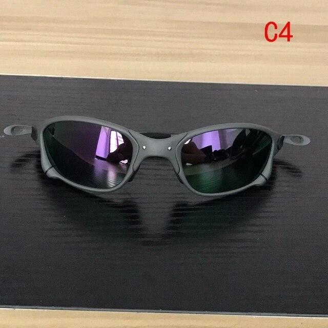 Polarizado esporte ciclismo óculos de bicicleta ao ar livre óculos de sol uv400 lente polarizada CP005-5 3