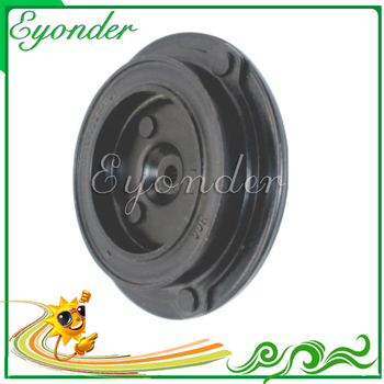 A/C AC Air Conditioning Compressor Clutch hub Front DISC Plate Cover Sucker for HYUNDAI SANTA FE SANTAFE II 2.2 977012B100 image