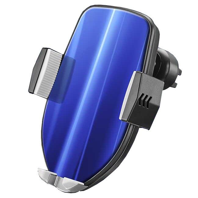 QI deuxième génération voiture téléphone portable chargeur sans fil émetteur puce intelligente support de charge rapide pour: IPHONE Samsung