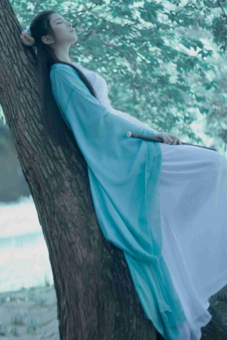 2020 Hanfu Coat Chinese Style Traditional Daily Hanfu Coat Pure Han Tang Ancient Elegant Cloak Women Chiffon Sunscreen Cardigan
