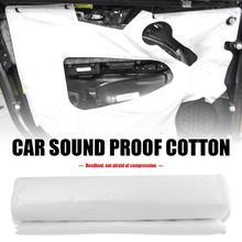 50x80cm Car Sound Proof Cotton for Auto Door Trunk Lid Hood Soundproofing