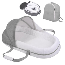 Multi-Function Portable Baby Bed Sleeping Nest Travel Beds Baby Nest For Newborns Portable Cribs For Baby Cot
