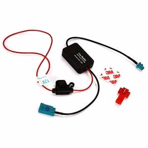 Image 4 - Auto Antenne Fm Radio Signal Verstärker Antenne ANT 208 Fm Radio Signal Verstärker Für Stecker