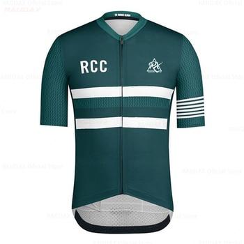 Ropa de hombre 2020, ropa para ciclismo RCC Rainbow Pro Team Areo,...