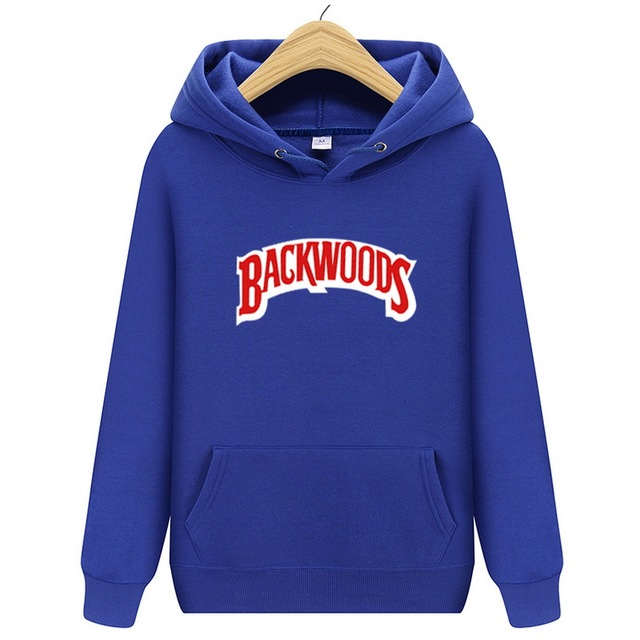 New Brand Men Sportswear Fashion brand Backwoods Print Mens hoodies Pullover Hip Hop Mens tracksuit Sweatshirts hoodie sweats 3