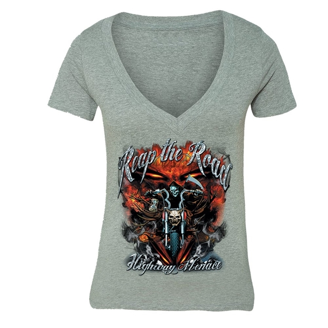 Reap The Road T-Shirt 1