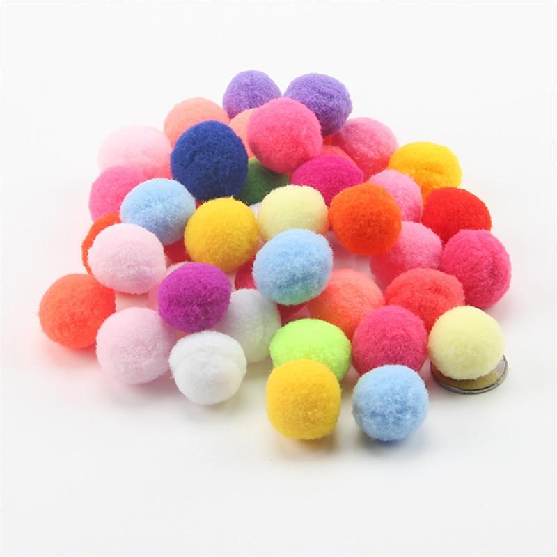 Plush-Pompom-15mm-20mm-25mm-Soft-Pompones-Fluffy-Plush-Balls-Pom-Poms-Furball-DIY-Handmade-Craft