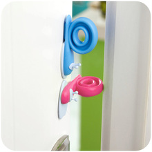Door-Stopper Safe-Doorways Finger-Protection Baby-Care Home-Decor Child EVA Cartoon