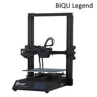 BIQU Legend 3D Printer Upgraded Full Metal SKR V1.3 Control Board TFT35 V2.0 Touch Screen Desktop Impresora 3D Resume Printing