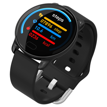 Fitness Watch K9 Smart Watch 5ATM WaterProof Bluetooth Sport Heart Rate Tracker Call/Message Reminder Smartwatch for Android iOS image