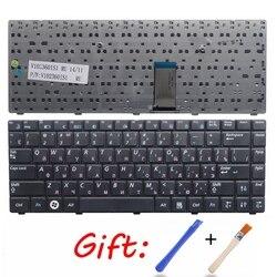 RU czarny nowy rosyjski Laptop klawiatura do Samsung RV408 P469 R478 R480 R439 R418 R420 R423 R425 R430 w Zamienne klawiatury od Komputer i biuro na