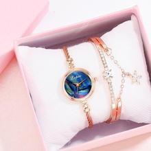 2pcs Set Watch Lvpai Brand Luxury Watches Women