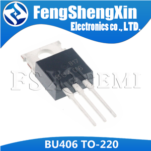 Image 5 - 10pcs/lot New BU406 TO 220  SILICON NPN SWITCHING TRANSISTOR