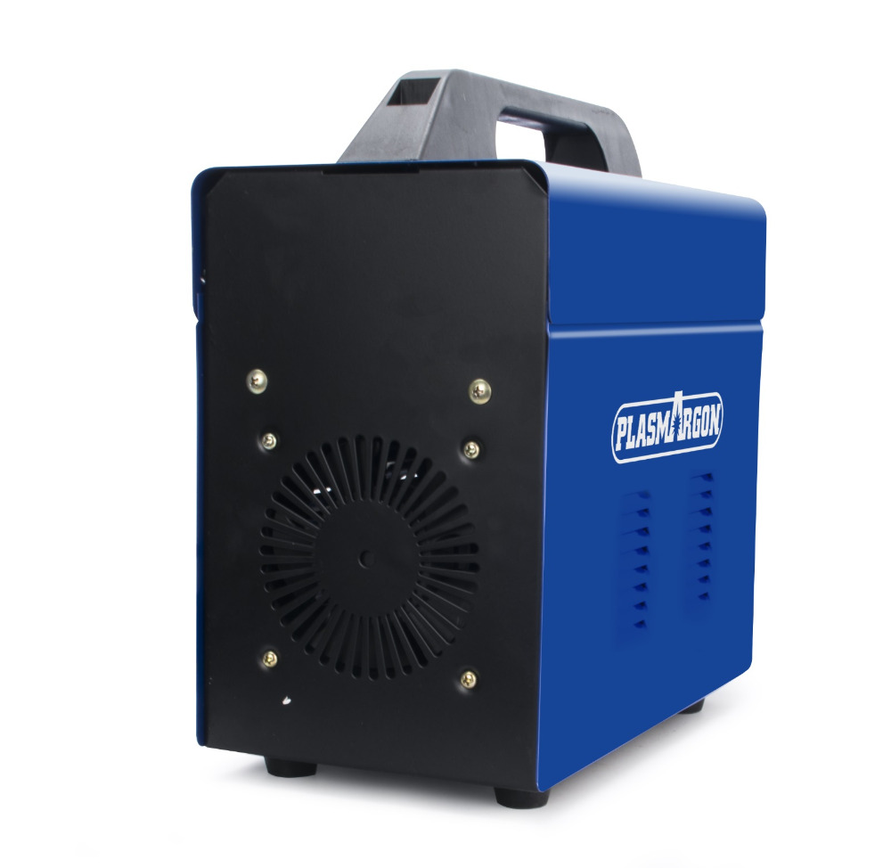 Plasmargon Mig 130 220v inwerter MIG ARC gazowa spawarka bezgazowa, urządzenie spawalnicze bezpłatne akcesoria